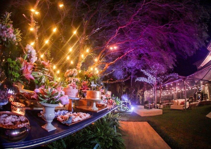 Saab Eventos: unindo serviço de extrema qualidade e cenário inesquecível para a celebração de casamentos dos sonhos.