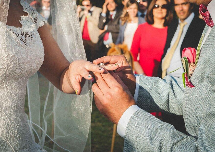 Protocole de cérémonie de mariage : ces 8 questions auxquelles vous n'aviez pas pensé
