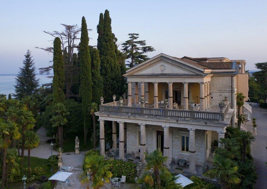 The Luxurious Villa Cortine Palace