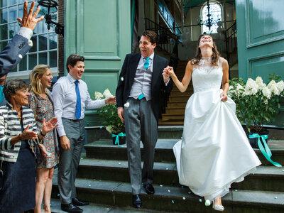De beste trouwfotografen uit Amsterdam!