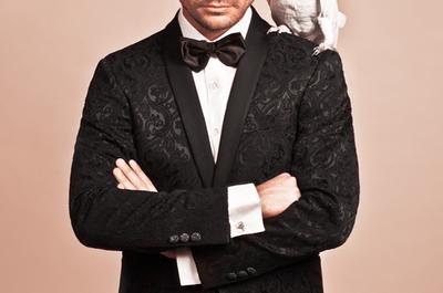 2 Must para ellos en su boda: El traje de novio ideal y cava de regalo con Protocolo