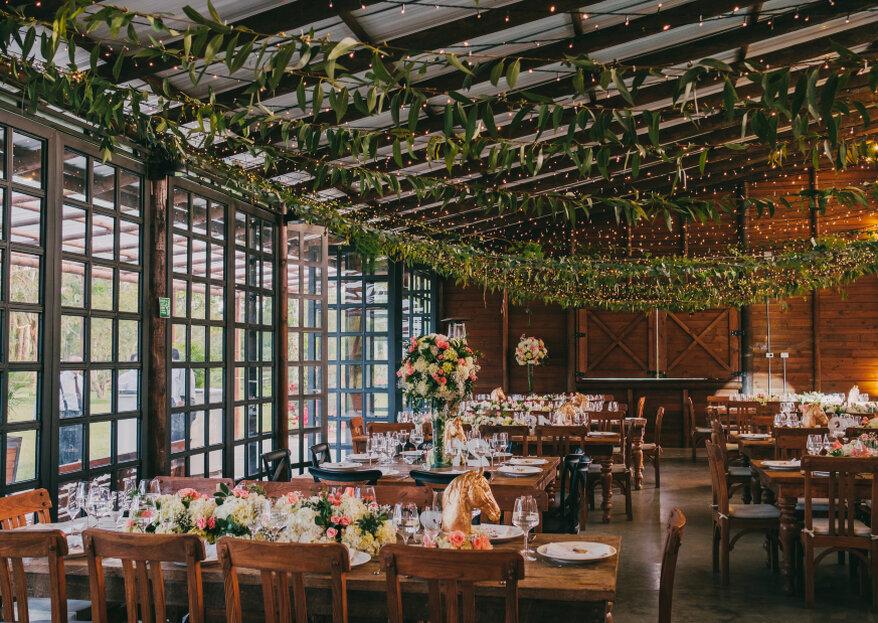 Tres tendencias de boda 2019 explicadas por Yesy Aristizábal, wedding planner de Con Amor Eventos