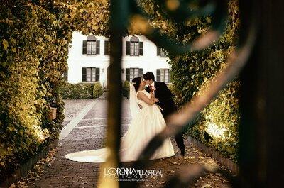 Naturalidad, creatividad y sentimiento: las 3 claves para un reportaje de boda perfecto