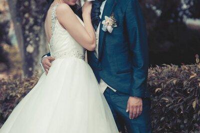¡La hora perfecta para tus fotografías de boda!