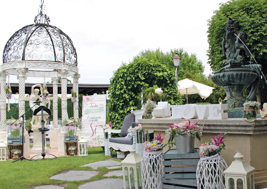 Disfruta en Valladolid de una boda de la máxima categoría con El Hueco Eventobodas