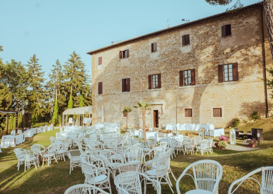Villa Montegranelli: una location settecentesca dove celebrare le nozze
