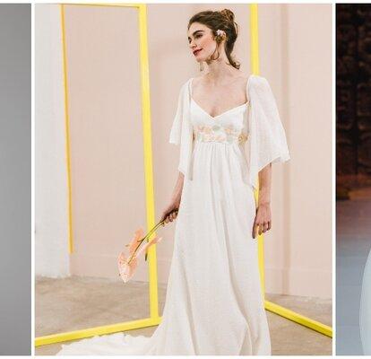 9f65034e68e Свадебные платья для невысоких девушек  образы