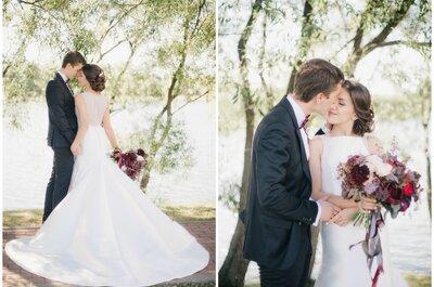 Истинная любовь: стильная и уютная свадьба Станислава и Лианы