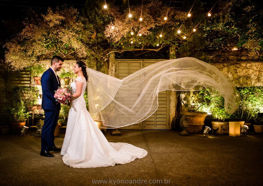 Espaço Jardim Leopoldina: um jardim dos sonhos para você realizar o seu casamento em São Paulo com toda pompa e circunstância