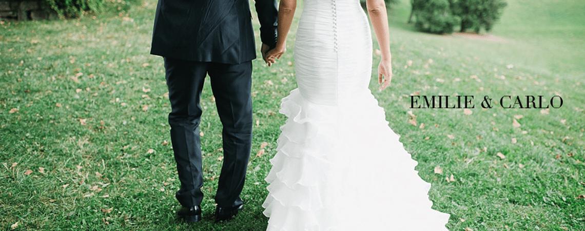 Real Wedding: Emilie & Carlo Em Genebra