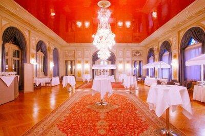 Die schönsten Hotels zum Feiern Ihrer Hochzeit in Bern