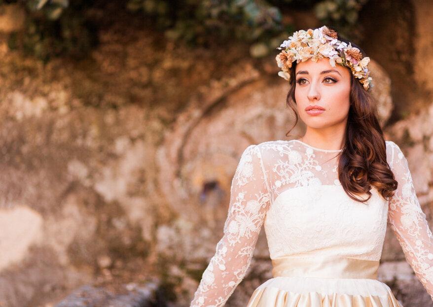 83369e8c7c Cómo elegir el vestido de novia en 5 pasos