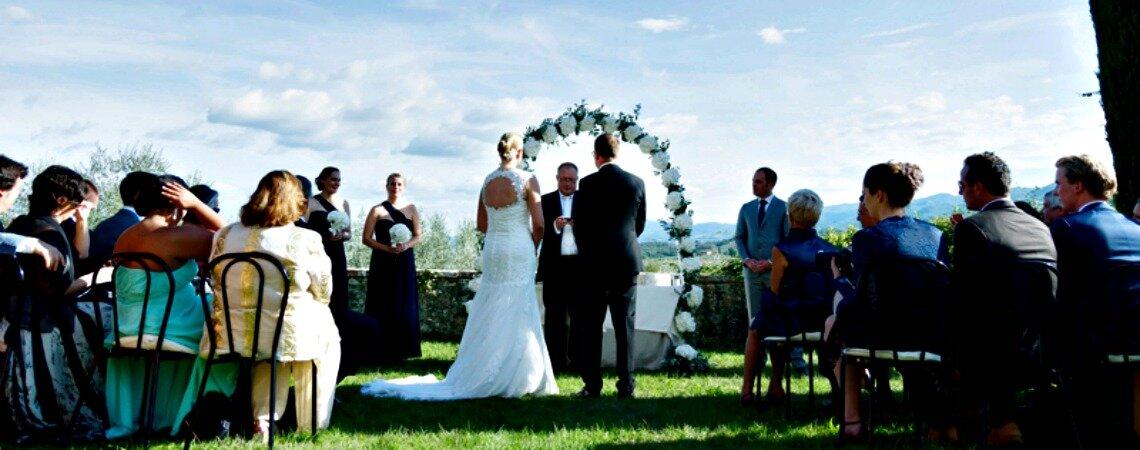 5 gute Gründe um in der Toskana zu heiraten: Willkommen im Land der Liebe!
