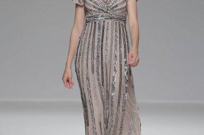vestidos de fiesta 2014 de Matilde Cano
