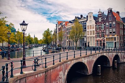 Een greep uit de meest unieke en beste hotels voor jullie trouwdag of huwelijksnacht in Amsterdam!