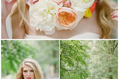 Pomysł tygodnia: biżuteria ślubna z żywych kwiatów