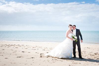 Un mariage organisé de A à Z en Bretagne avec l'expertise Chrysa-Lys