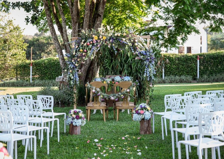 El secreto de las bodas con amor: Eventos con Love