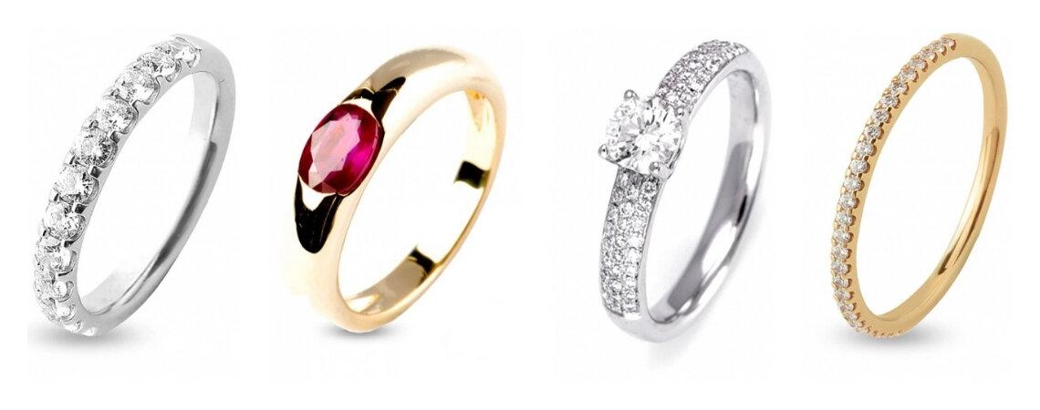 Bagues de fiançailles et alliances à l'éclat et à la brillance incroyables : Subtil Diamant