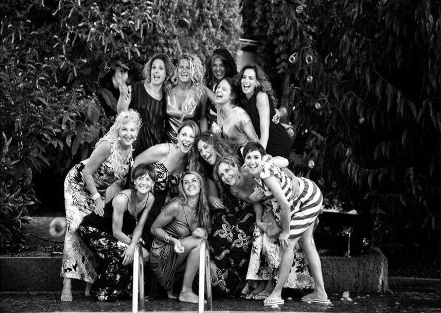 5 donne, 5 stili, 5 wedding planner