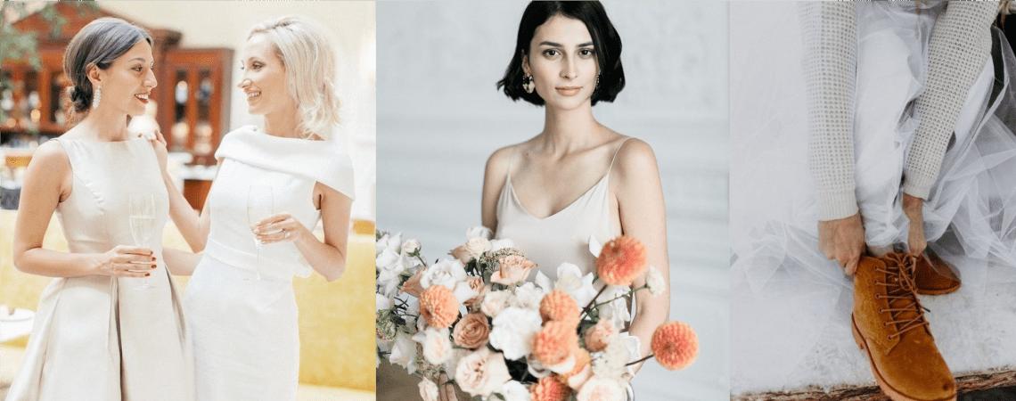 Образ гостьи зимней свадьбы 2019: нюансы и тенденции!