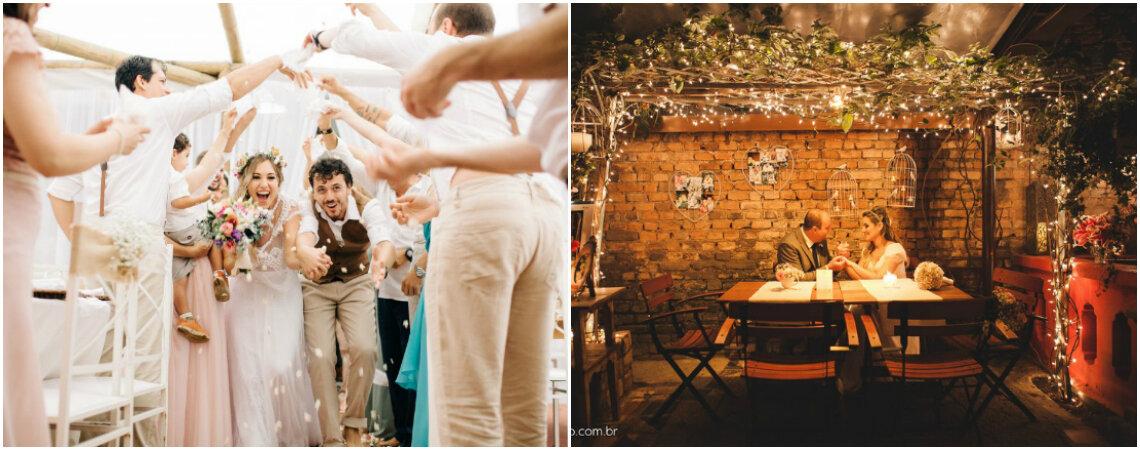 O que os padrinhos devem dar aos noivos? Pode ser mais barato do que você pensa!