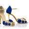 Свадебные туфли Charlotte Olympia