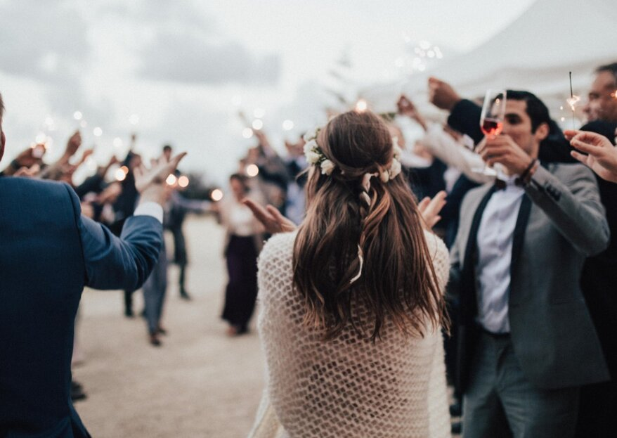 14 Entscheidungen während der Hochzeitsplanung, die Sie bereuen werden!