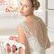 Wycięcie pleców w sukni ślubnej, Foto: Aire Barcelona 2015