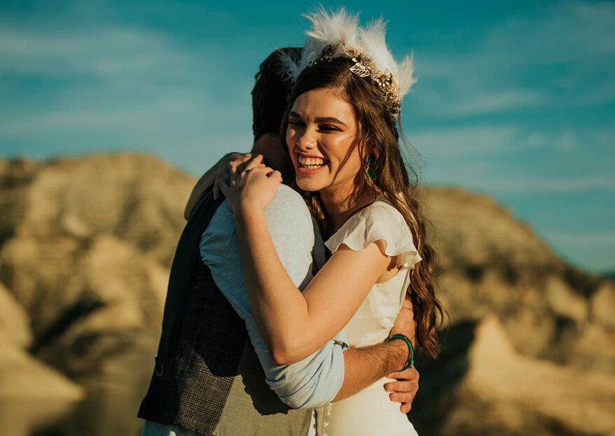 Rafa Molina os ofrece un estilo íntimo y natural en cada imagen de vuestra boda