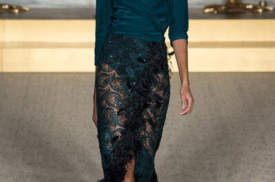 London Fashion Week 2015: la donna exotic-glam di Matthew Williamson