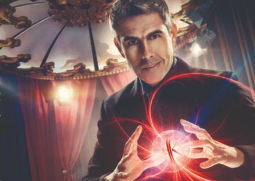 Jean-Sébastien : à Lille, ce magicien apportera fraîcheur et enchantement à votre mariage