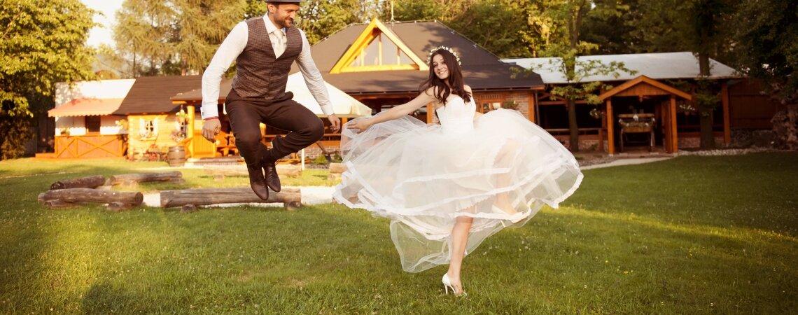 Scopri come non soffrire sui tacchi il giorno del tuo matrimonio