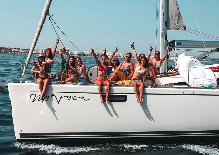 The Ocean Week: celebre o amor com o azul do mar e muita alegria a bordo