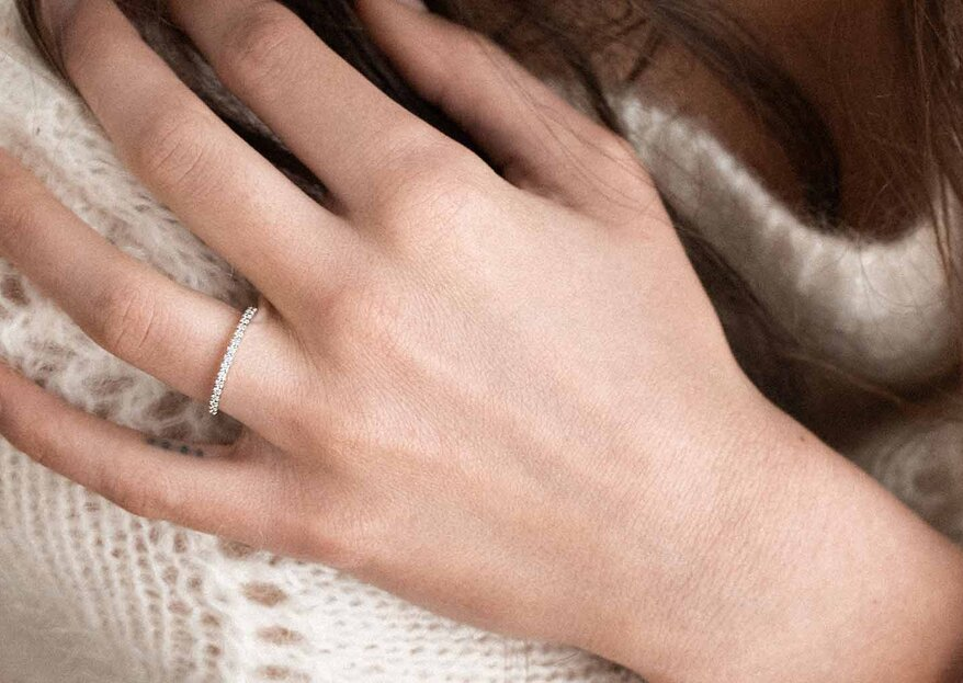 Gravure alliances de mariage : idées de textes originaux et mots d'amour à graver sur vos bagues de mariage