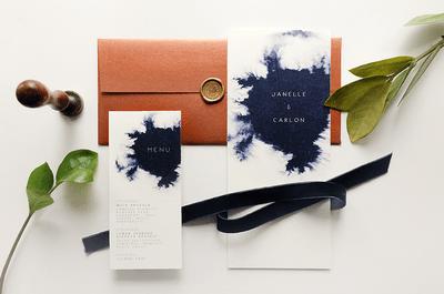 Stationery: Keeks Paper Co. | Photo: Kyla Donkersgoed