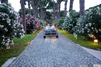 Tra storia e natura alle porte di Roma: un matrimonio indimenticabile a Tenuta Giustiniana