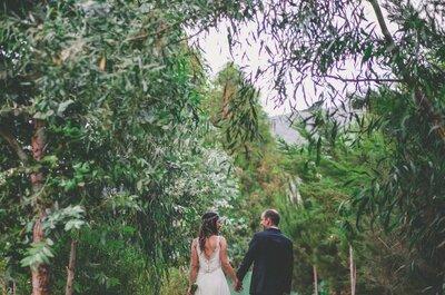 Jessica y Rafael, ¡kilometros de amor para un compromiso de vida!