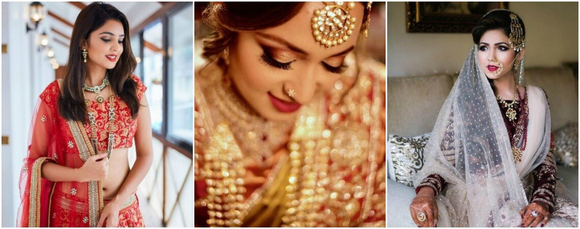 How to choose best makeup artists for your wedding day