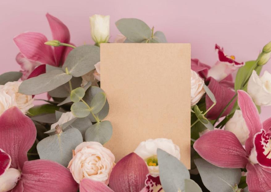 Dicas de como fazer o convite do seu casamento