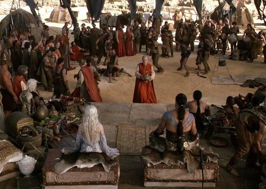 Die 8 spektakulären Game of Thrones-Hochzeiten aus den letzten sieben Staffeln