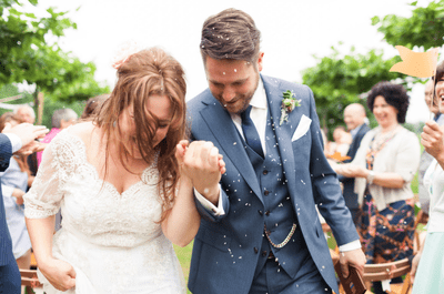 De muzikale vintage bruiloft van Arja en Gijs!