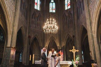 Reportaż ślubny ze ślubu Oli i Maćka w Francji. Zapraszamy!