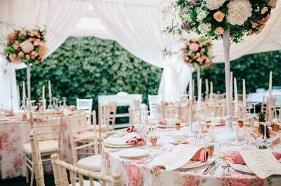 Как сочетать цвета: 5 подсказок для восхитительной свадьбы!