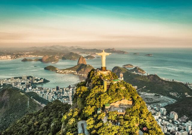 Luna de miel en Río de Janeiro: un destino de hermosos contrastes y pura naturaleza