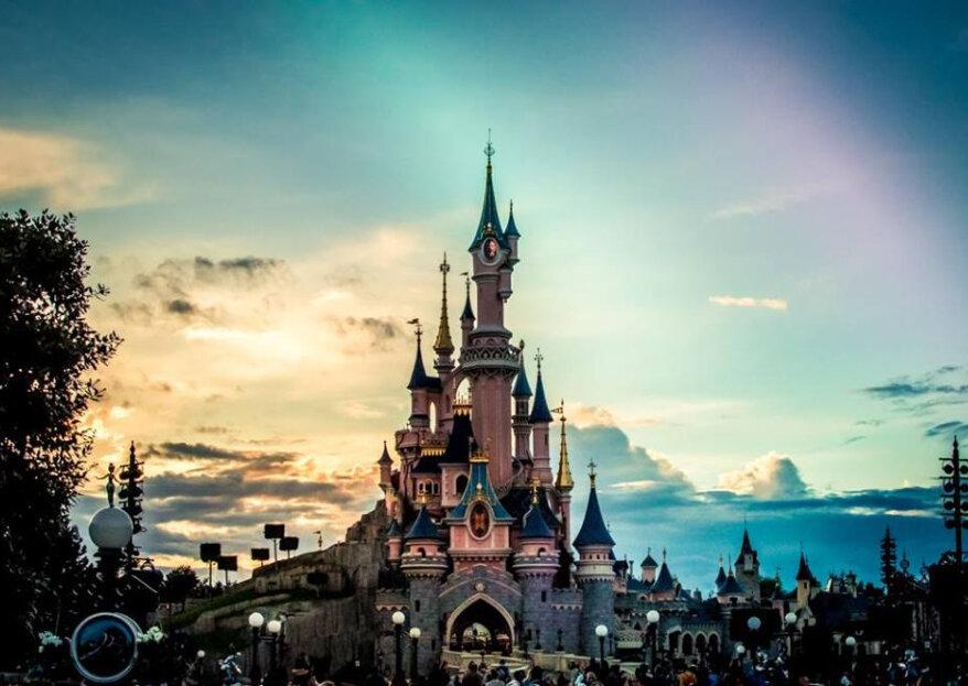 Visite os lugares da Disney (reais) e viva uma lua-de-mel fantástica