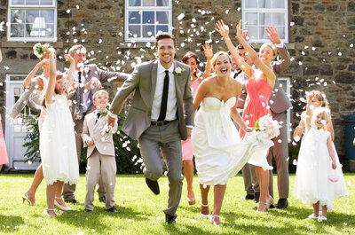 Come organizzare un matrimonio in casa: 5 consigli d'oro