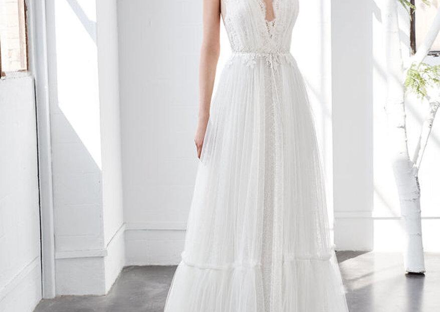 Una splendida occasione per provare e scegliere l'abito da sposa tra le collezioni di Blu Spose Atelier