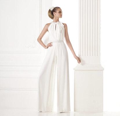 Vestidos de novia civil 2015