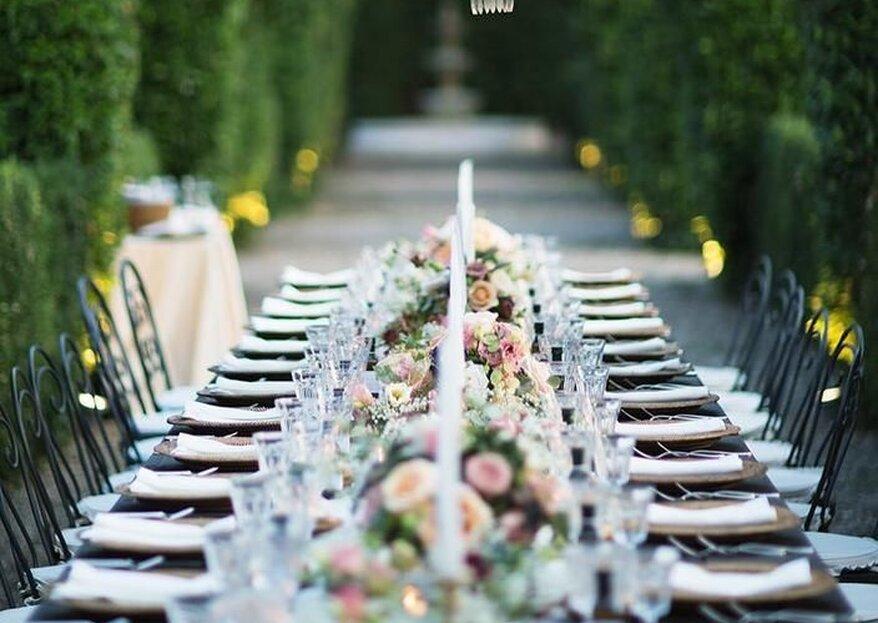 Una proposta di matrimonio è appena arrivata? Il primo passo importante è la scelta della location!